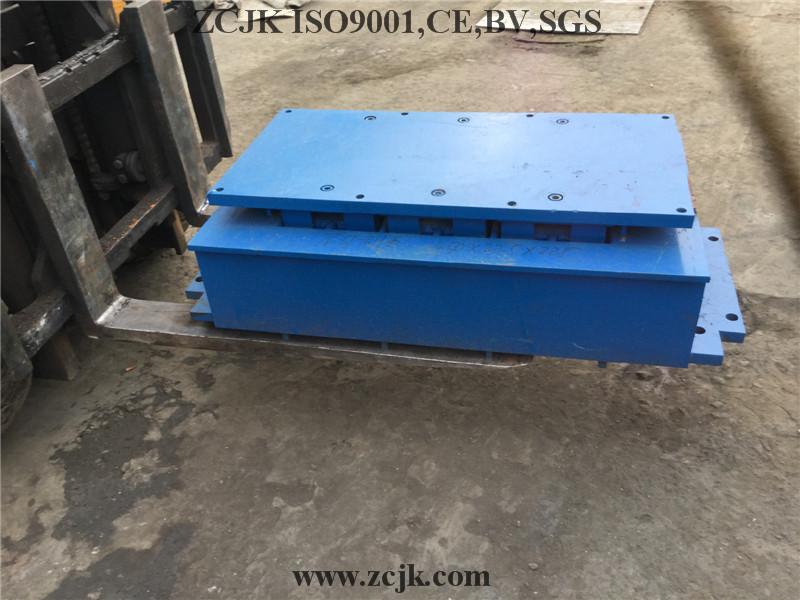Nigeria ZCJK 4-20A Block Machine (10)