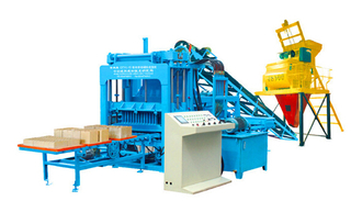QTY5-15 Hydraulic Block Making Machine