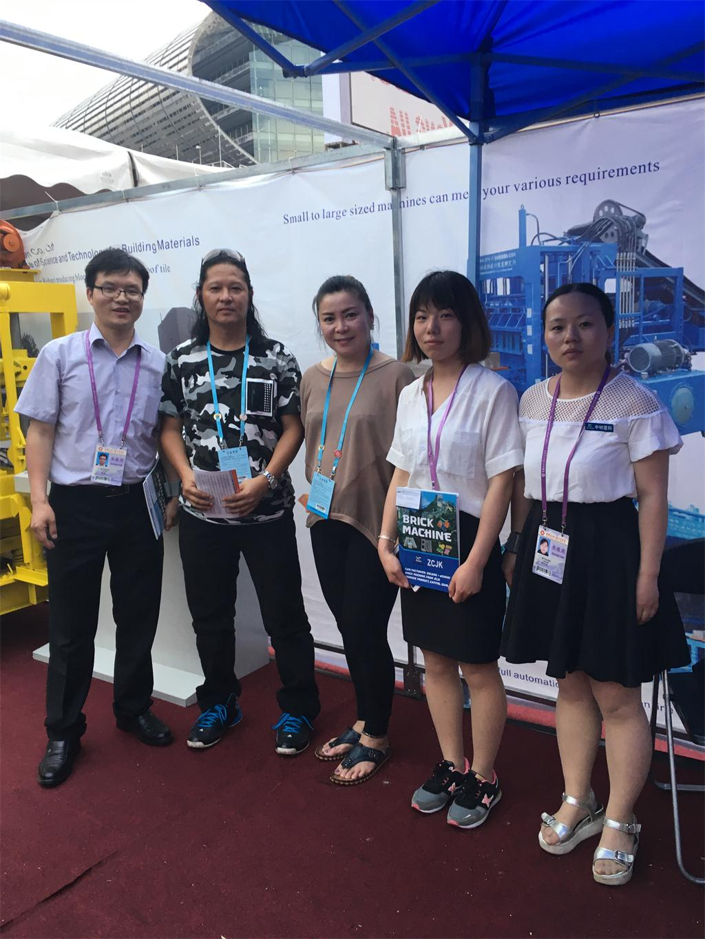 4th day ZCJK Machine in Canton Fair (3).jpg