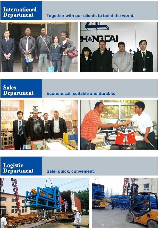 ZCJK INTERNATIONAL SALES LOGIS