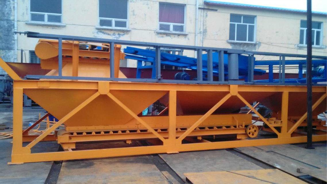 南美三台9块机装箱QTY9-18 loading container to South America (4)
