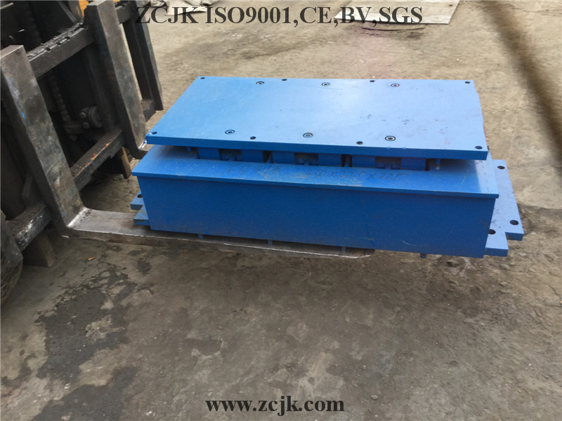 Nigeria ZCJK 4-20A Block Machine (10)